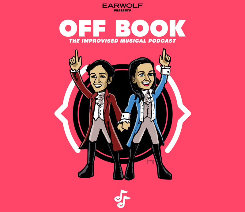 OFF BOOK: THE IMPROVISED MUSICAL WITH JESSICA MCKENNA AND ZACH REINO